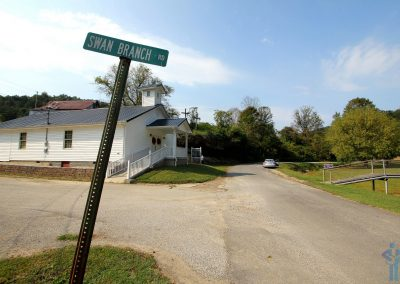 Bluegrass road trip. On the trail of the Skaggs homestead in rural Cordell, KY.