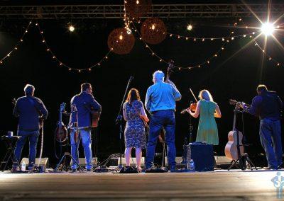 Darin & Brooke Aldridge. Outer Banks Bluegrass Island Festival 2017.