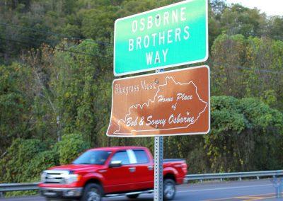 Bluegrass road trip. Hyden, KY.