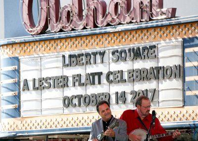 Larry Stephenson & Kenny Ingram, Sparta, TN.