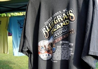 Merch. Outer Banks Bluegrass Island Festival (2018)