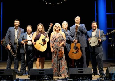Rhonda Vincent & The Rage, Outer Banks Bluegrass Island Festival 2018.