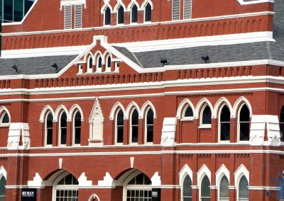 The Mother Church. The Ryman Auditorium, Nashville, TN.