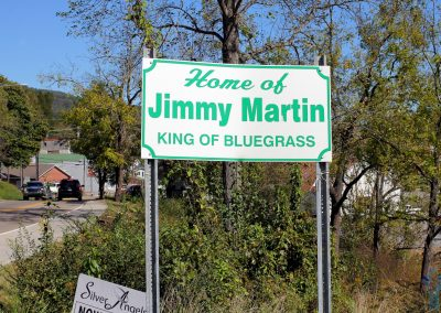 Bluegrass road trip. Sneedville, TN.