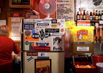 The Station Inn, Nashville, TN, 'Forever Bluegrass' since 1974.