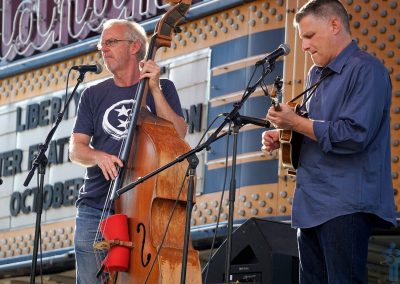Terry Smith & Wayne Benson, Sparta, TN.