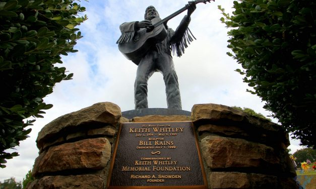 Keith Whitley | Sandy Hook, KY | Bluegrass Trails