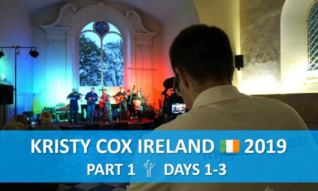 Kristy Cox | Ireland 2019, Days 1-3