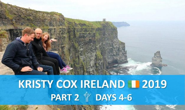 Kristy Cox | Ireland 2019, Days 4-6