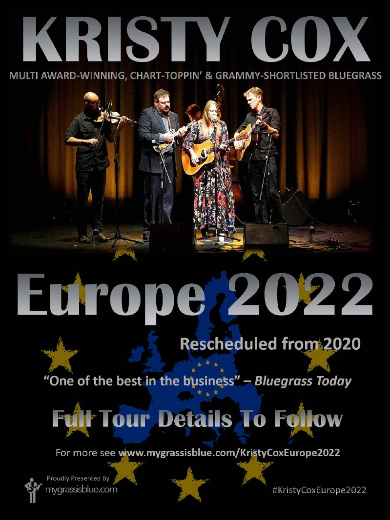 Kristy Cox Europe 2022